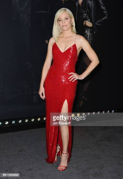 Actress Elizabeth Banks attends the Los Angeles Premiere 'Pitch Perfect 3' at the Dolby Theatre on December 12 2017 in Hollywood California