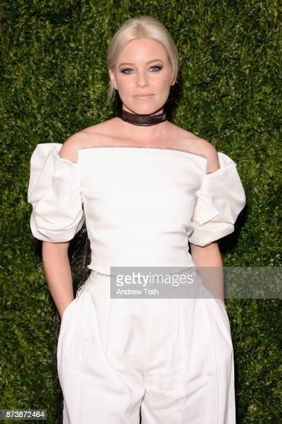 Actress Elizabeth Banks attends The Museum of Modern Art Film Benefit presented by CHANEL A Tribute to Julianne Moore at MOMA on November 13 2017 in...