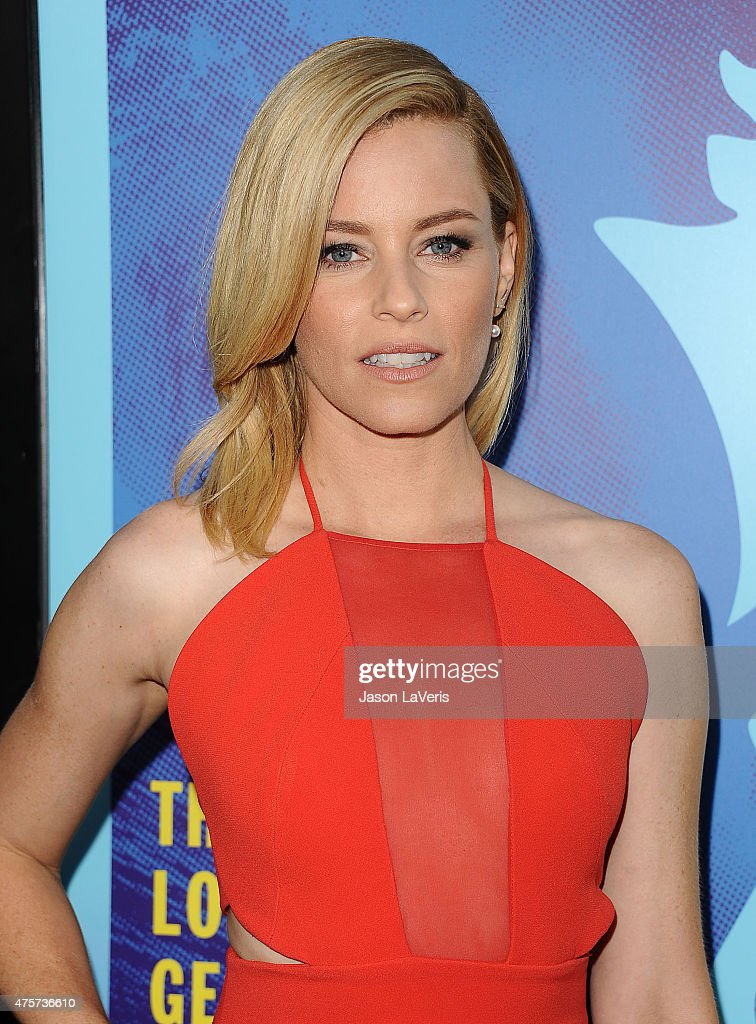 Actress Elizabeth Banks attends the premiere of 'Love & Mercy' at Samuel Goldwyn Theater on June 2, 2015 in Beverly Hills, California.