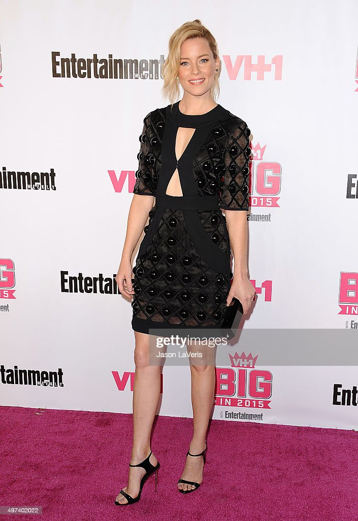 VH1 Big In 2015 With Entertainment Weekly Awards - Arrivals : News Photo