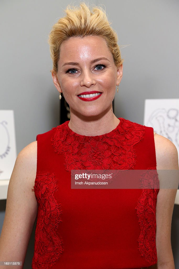 Actress Elizabeth Banks attends Variety's 5th Annual Power of Women event presented by Lifetime at the Beverly Wilshire Four Seasons Hotel on October 4, 2013 in Beverly Hills, California.