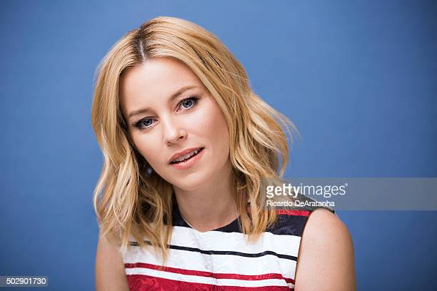 Actress Elizabeth Banks is photographed for Los Angeles Times on November 19 2015 in Los Angeles California PUBLISHED IMAGE CREDIT MUST READ Ricardo...