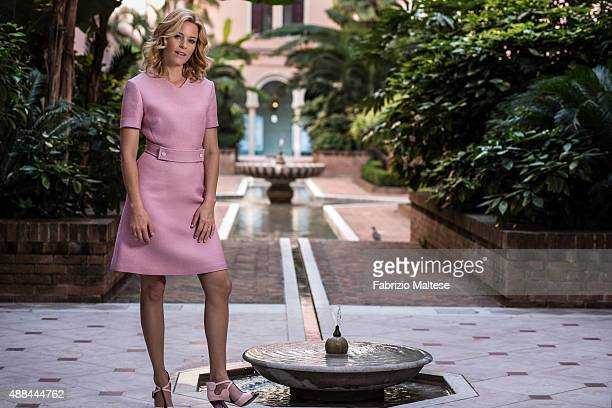 Actress Elizabeth Banks is photographed for The Hollywood Reporter on September 5 2015 in Venice Italy