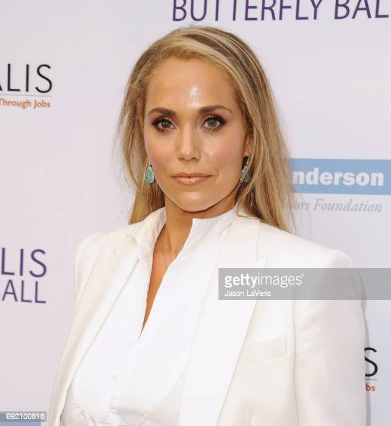 Actress Elizabeth Berkley attends the 16th annual Chrysalis Butterfly Ball on June 3 2017 in Brentwood California