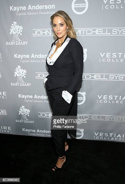 Actress Elizabeth Berkley attends the Fifth Annual Baby2Baby Gala Presented By John Paul Mitchell Systems at 3LABS on November 12 2016 in Culver City...