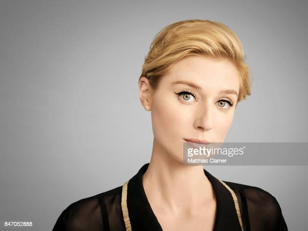 Actress Elizabeth Debicki from 'Guardians of the Galaxy Vol 2' is photographed for Entertainment Weekly Magazine on July 23 2016 at Comic Con in the...