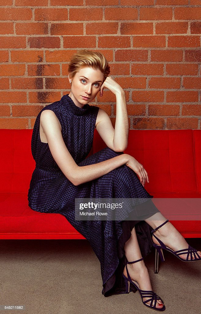 Elizabeth Debicki, The Wrap, June 24, 2016