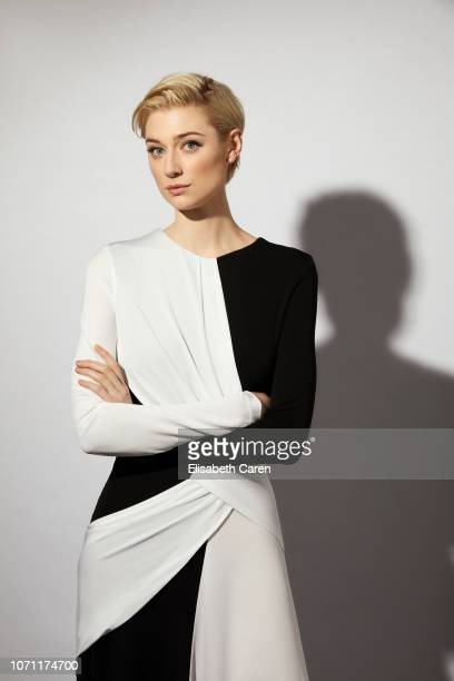 Actress Elizabeth Debicki is photographed for The Wrap on September 8 2018 at the Toronto International Film Festival in Toronto Ontario