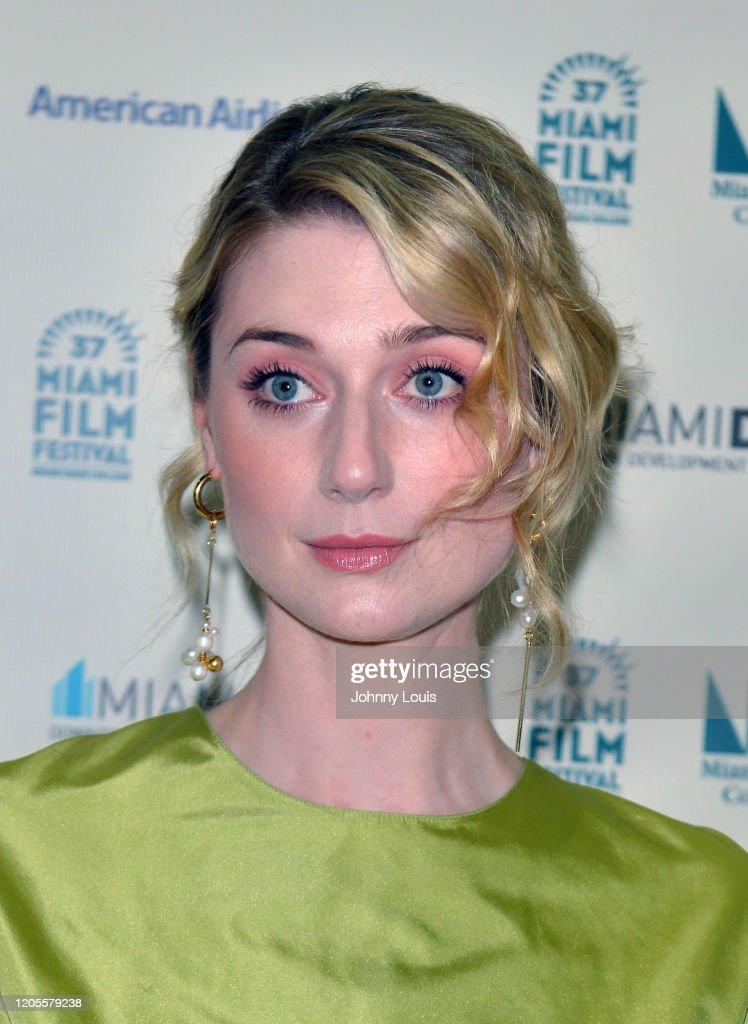 "37th Annual Miami Film Festival Opening Night - ""The Burnt Orange Heresy"" Screening : News Photo"