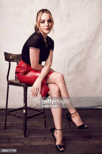 Actress Elizabeth Gillies of CW's 'Dynasty' poses for a portrait during the 2017 Summer Television Critics Association Press Tour at The Beverly...