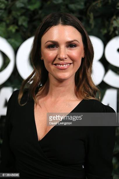 Actress Elizabeth Hendrickson attends the CBS Daytime for 30 Years at The Paley Center for Media on October 10 2016 in Beverly Hills California