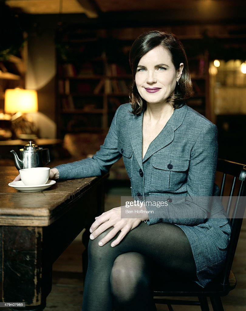 Elizabeth McGovern, People Magazine, January 16, 2012