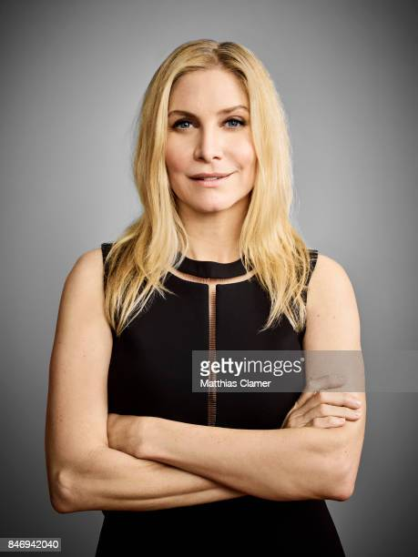 Actress Elizabeth Mitchell from 'Dead of Summer' is photographed for Entertainment Weekly Magazine on July 22 2016 at Comic Con in the Hard Rock...