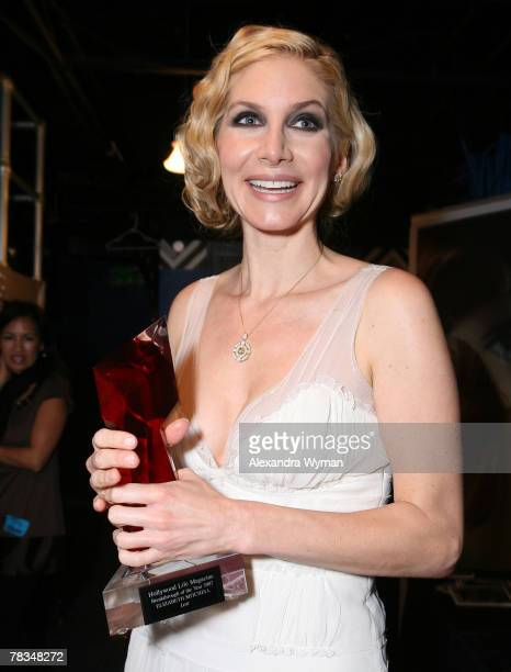 HOLLYWOOD DECEMBER 09 Actress Elizabeth Mitchell in the gift lounge for the 7th annual Hollywood Life Breakthrough of the Year Awards at the Music...
