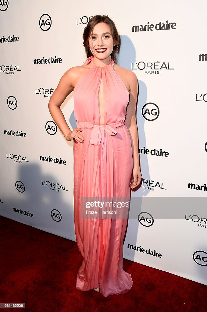 Marie Claire's Image Maker Awards 2017 - Arrivals : News Photo
