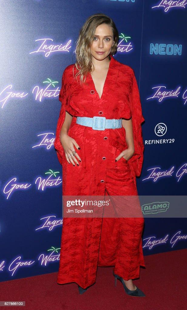 "Neon Hosts The New York Premiere Of ""Ingrid Goes West"" - Arrivals : Foto jornalística"