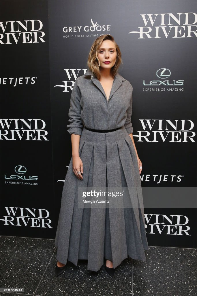 "The Weinstein Company With FIJI, Grey Goose, Lexus And NetJets Host A Screening Of ""Wind River"""