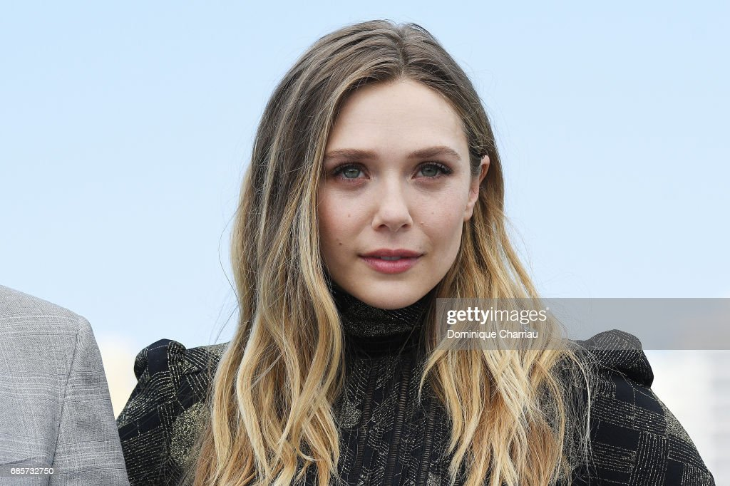 """""""Wind River"""" Photocall - The 70th Annual Cannes Film Festival : News Photo"""