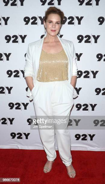 Actress Elizabeth Perkins attends the 'Sharp Objects' screening and conversation at 92nd Street Y on June 28 2018 in New York City