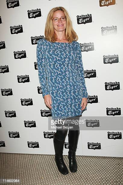 Actress Elizabeth Shue attends Onitsuka Tiger and Bing present John Legend and The Roots at House of Hype on January 23 2010 in Park City Utah
