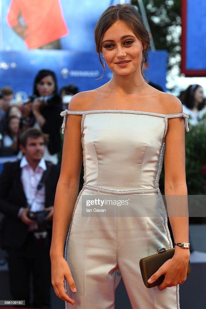 Premieres: 73rd Venice Film Festival - Jaeger-LeCoultre Collection