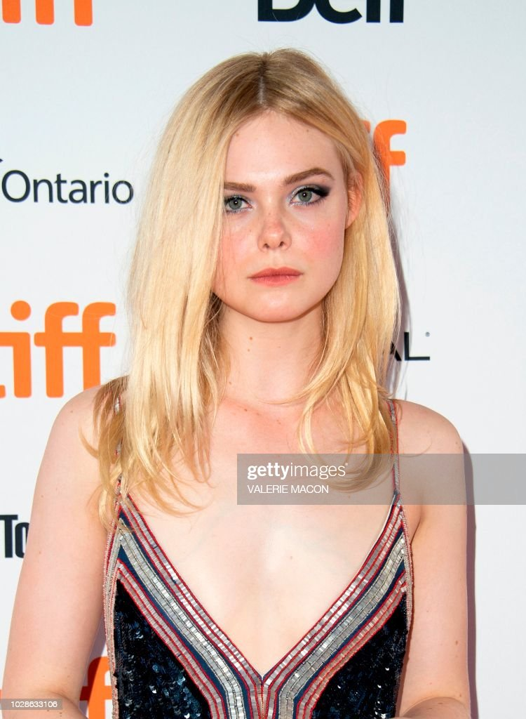CANADA-ENTERTAINMENT-FILM-CINEMA-FESTIVAL : News Photo