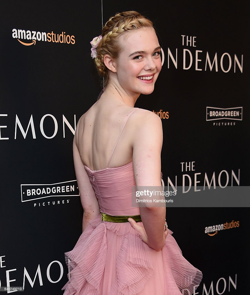 """The Neon Demon"" New York Premiere"