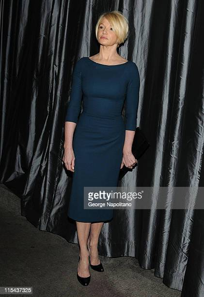 Actress Ellen Barkin attends the 2007 New York Film Critics Circle Awards at Spotlight on January 6 2008 in New York City