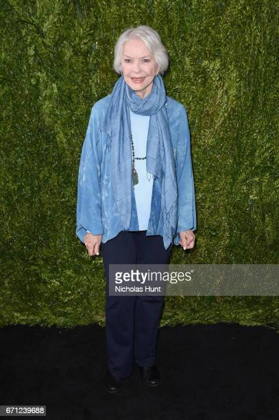 Actress Ellen Burstyn attends CHANEL Tribeca Film Festival Women's Filmmaker Luncheon at The Odeon on April 21 2017 in New York City
