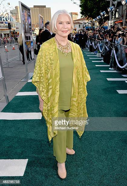 """Actress Ellen Burstyn attends Premiere Of Summit Entertainment's """"Draft Day"""" at Regency Bruin Theatre on April 7, 2014 in Los Angeles, California."""