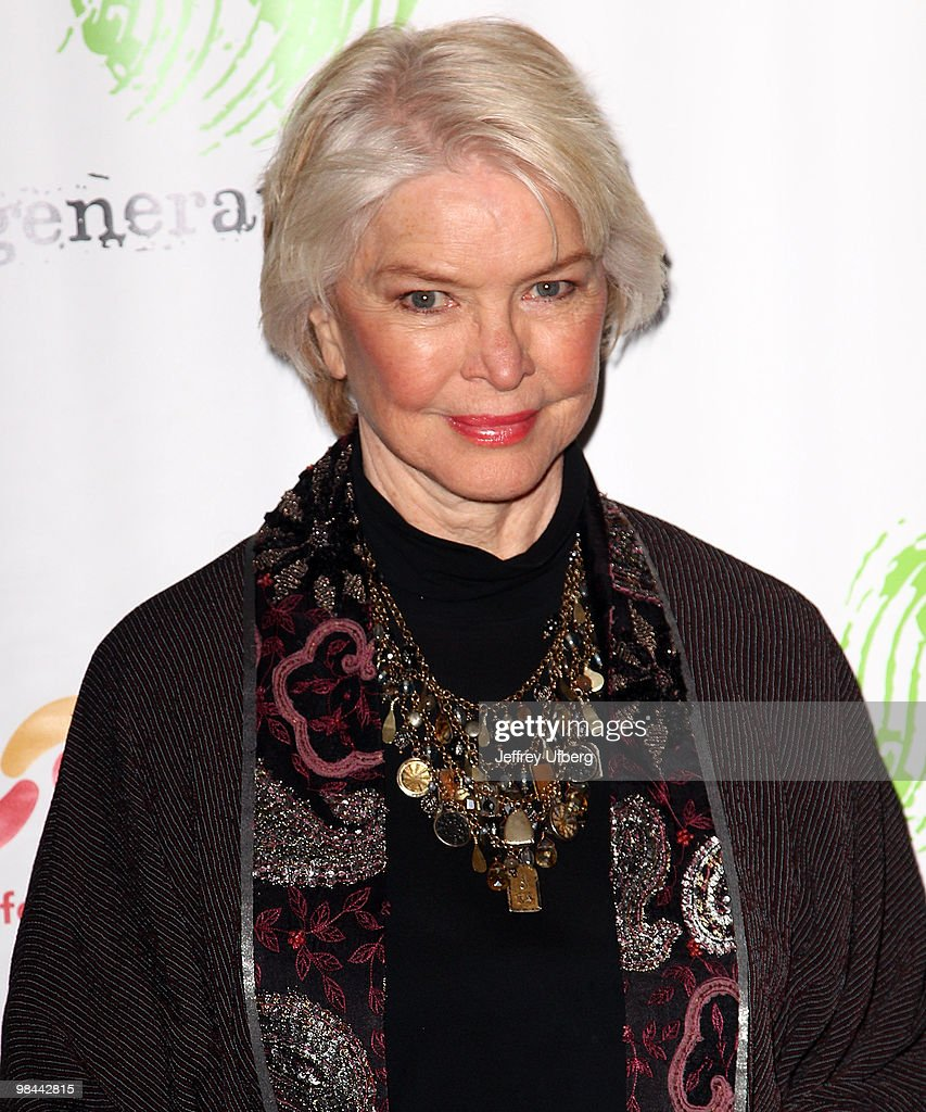 Actress Ellen Burstyn attends the 9th annual The Art Of Giving benefit by Children For Children at Christie's on April 13, 2010 in New York City.
