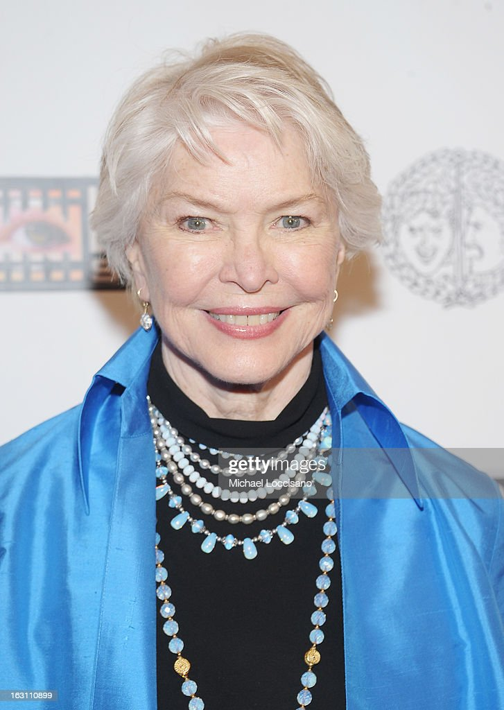 Actress Ellen Burstyn attends the closing night awards during the 2013 First Time Fest at The Players Club on March 4, 2013 in New York City.
