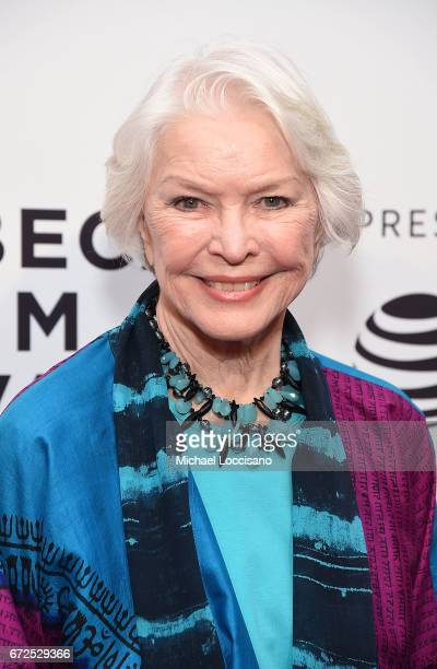 Actress Ellen Burstyn attends the HBO Documentary screening of 'I Am Evidence' at SVA Theatre on April 24 2017 in New York City