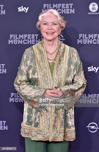 Actress Ellen Burstyn during the opening night of the Munich Film Festival 2016 at Mathaeser Filmpalast on June 23 2016 in Munich Germany