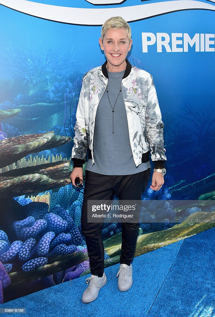 "The World Premiere Of Disney-Pixar's ""Finding Dory"""