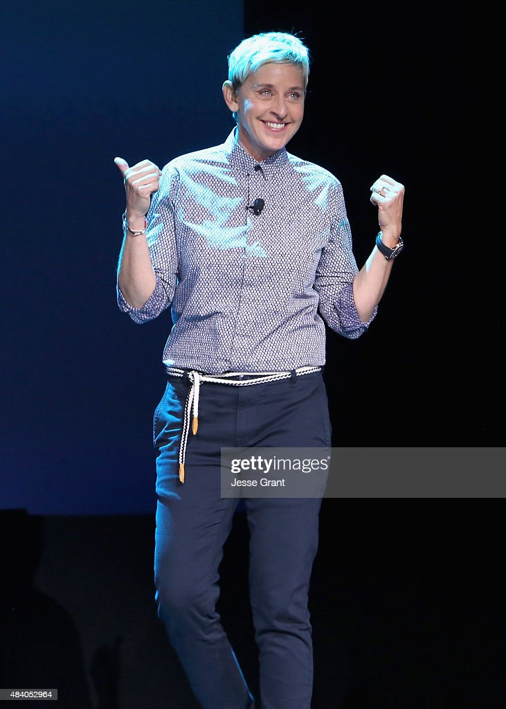 """Pixar And Walt Disney Animation Studios: The Upcoming Films"" Presentation At Disney's D23 EXPO 2015 : News Photo"