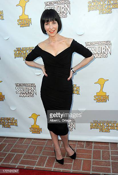 Actress Ellen Greene attends the 30th Annual Saturn Awards held at The Castaway on June 26 2013 in Burbank California