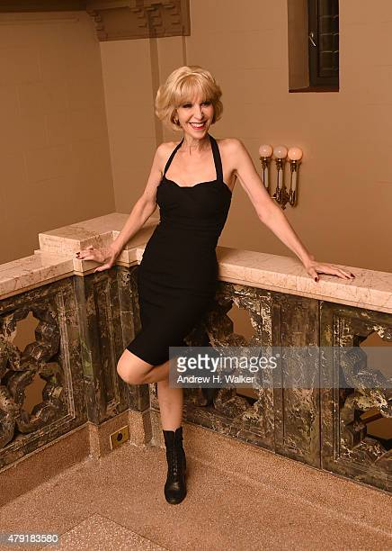 Actress Ellen Greene attends the opening night of the New York City Center Encores OffCenter production of 'Little Shop of Horrors' at Manhattan...