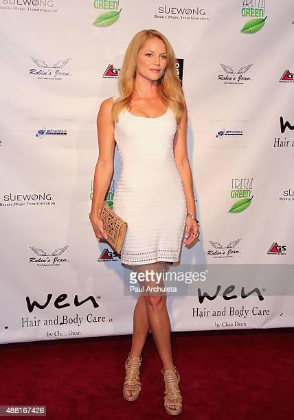 Actress Ellen Hollman attends 'Putting For Pups' golf tournament and gala at Brookside Golf Club on September 13 2015 in Pasadena California