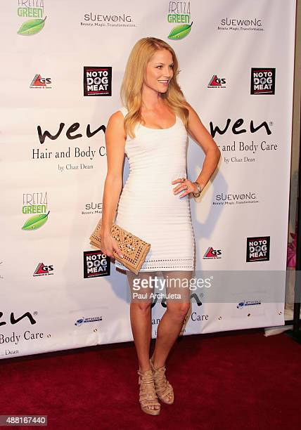 Actress Ellen Hollman attends 'Putting For Pups' golf tournament and gala at Brookside Golf Club on September 13 2015 in Pasadena California