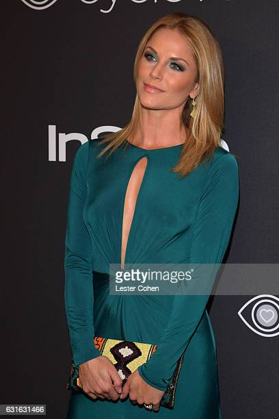 Actress Ellen Hollman attends the 18th Annual PostGolden Globes Party hosted by Warner Bros Pictures and InStyle at The Beverly Hilton Hotel on...