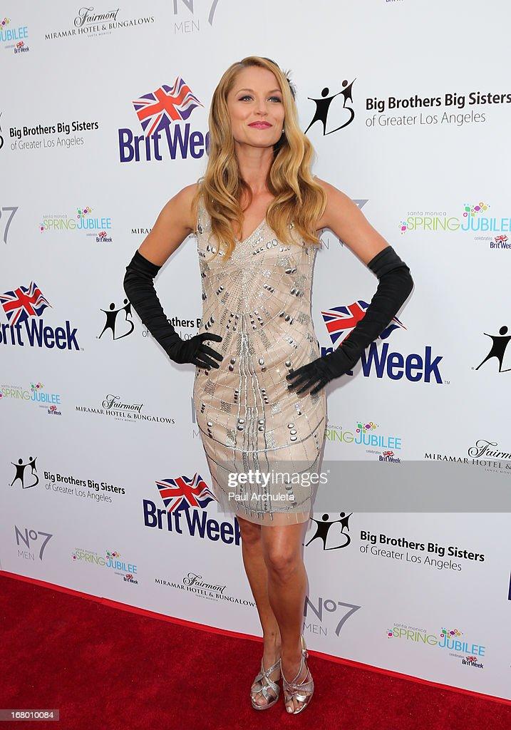 Actress Ellen Hollman attends the Britweek celebration of 'Downton Abbey' at Fairmont Miramar Hotel on May 3, 2013 in Santa Monica, California.