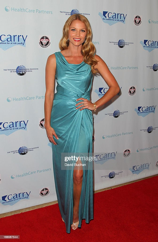 Actress Ellen Hollman attends The Coalition For At-Risk Youth (CARRY) 'Shall We Dance' Gala at The Beverly Hilton Hotel on May 11, 2013 in Beverly Hills, California.