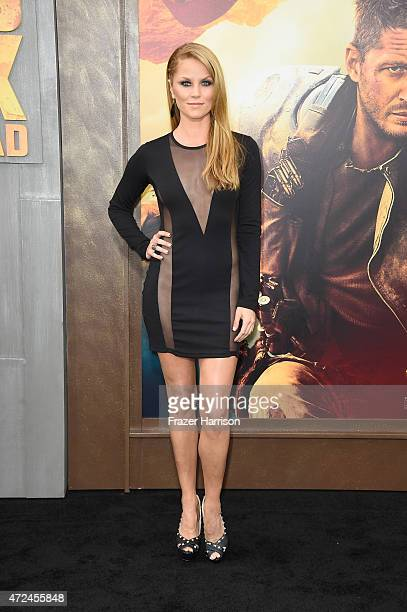 Actress Ellen Hollman attends the premiere of Warner Bros Pictures' 'Mad Max Fury Road' at TCL Chinese Theatre on May 7 2015 in Hollywood California