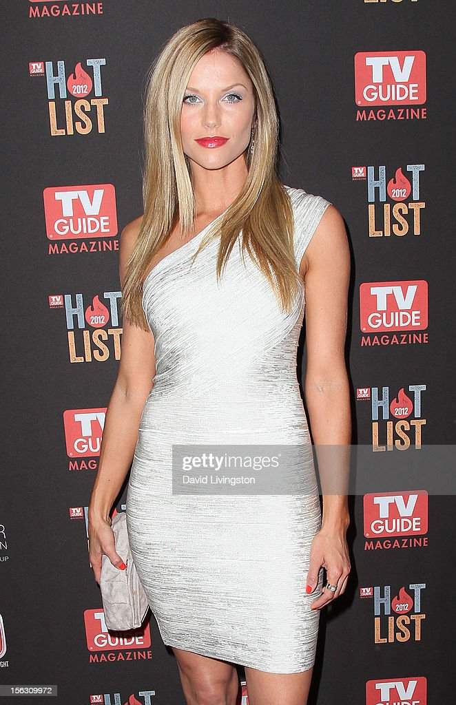 Actress Ellen Hollman attends TV Guide Magazine's 2012 Hot List Party at SkyBar at the Mondrian Los Angeles on November 12, 2012 in West Hollywood, California.