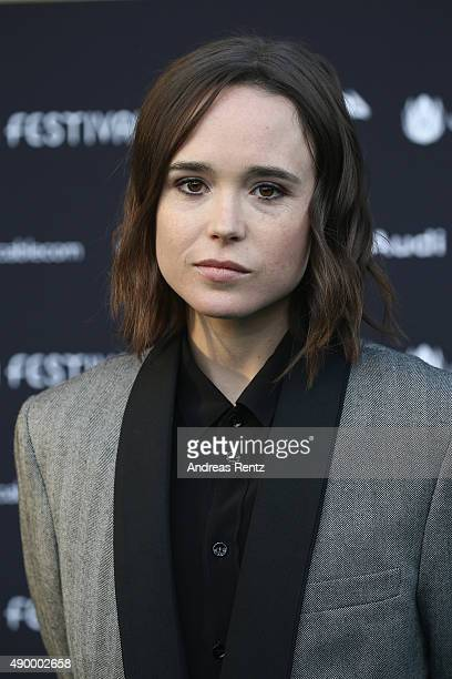 Actress Ellen Page attends the 'Freeheld' Premiere during the Zurich Film Festival on September 25 2015 in Zurich Switzerland The 11th Zurich Film...