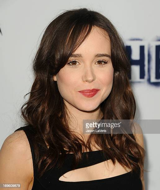 """Actress Ellen Page attends the premiere of """"The East"""" at ArcLight Hollywood on May 28, 2013 in Hollywood, California."""