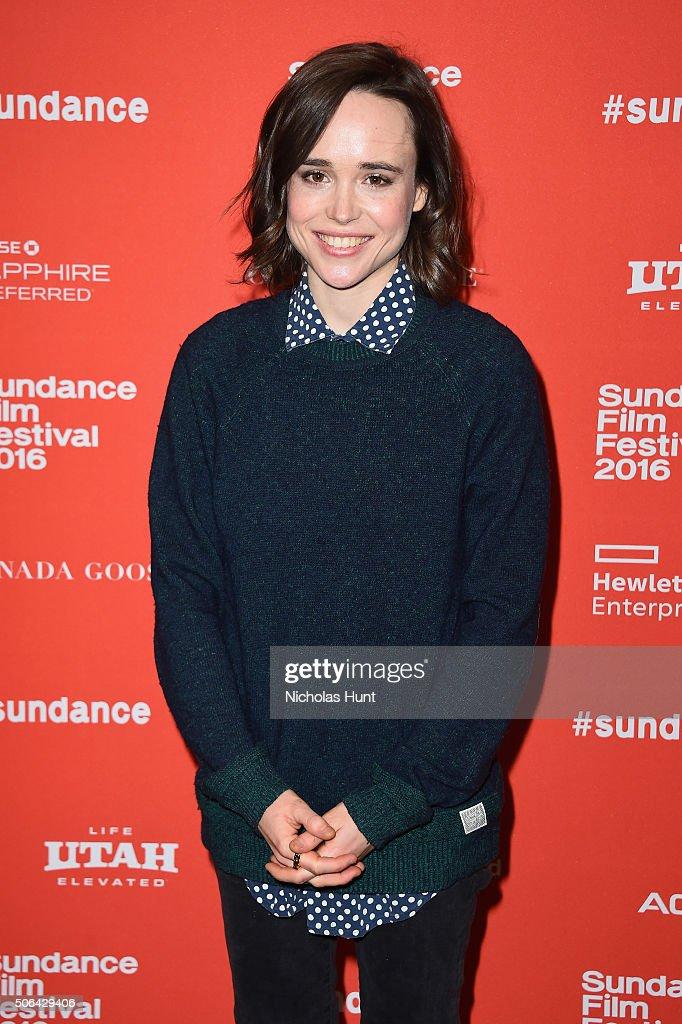 """Tallulah"" Premiere - Arrivals -  2016 Sundance Film Festival"