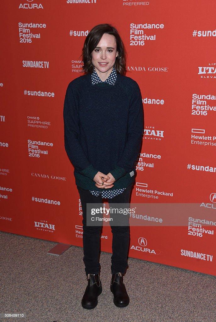 2016 Sundance Film Festival : News Photo