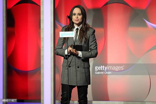 Ellen Page Stock Photos And Pictures Getty Images